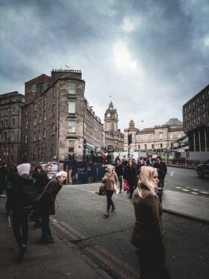 Edinburgh vibes