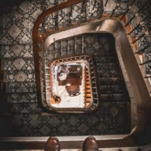 Spiral staircase, Santander