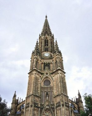 Buen pastor cathedral