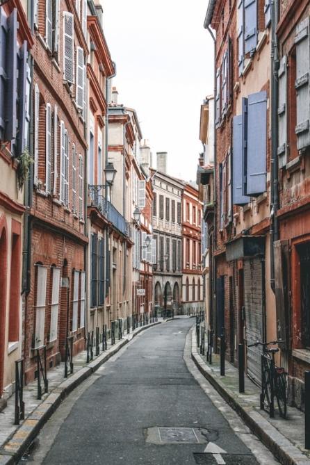 Toulouse, la ville rose et du pastel