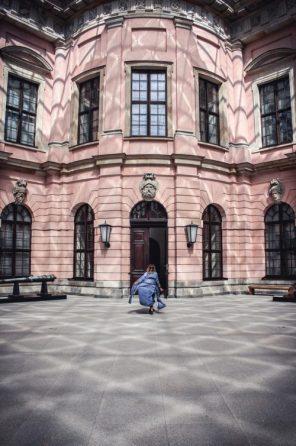 The Schlüterhof in Zeughaus