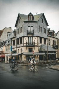Deauville-architecure