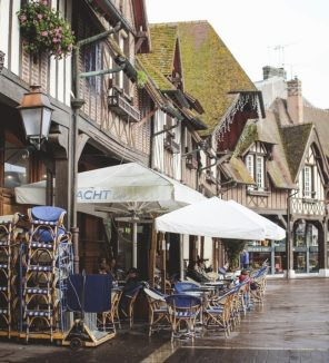 Deauville-cafe