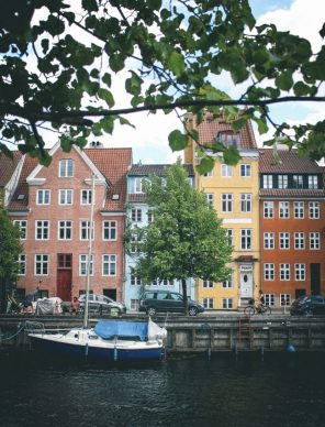 Christianshavn-canal