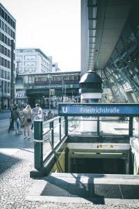 Friedrichstrasse-station