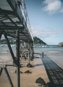 la-concha-beach-pier