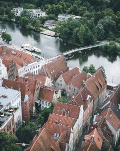 Lübeck-st.-petri-views