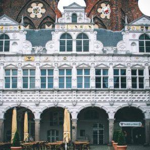 Lübeck-townhall