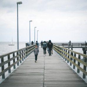 Timmendorfer-Strand-pier