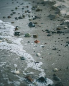 Timmendorfer-Strand-seashore