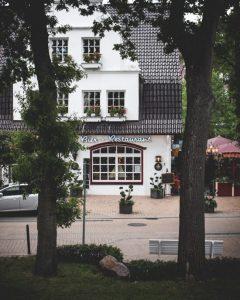Timmendorfer-Strand-village