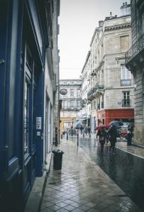Bordeaux-rainy