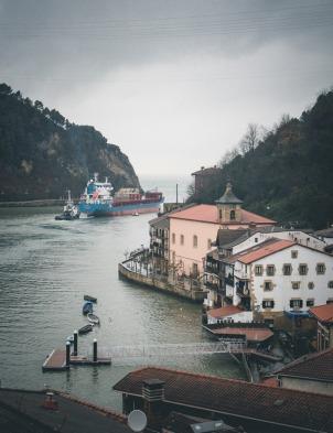 Pasajes-puerto